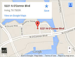 5221 N. O'Connor Road, Suite 110E, Irving Texas 75039